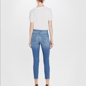 MOTHER The Looker Crop Skinny Jeans 31